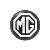 Стікер (наліпка) 14 мм MG для автомобільного ключа