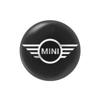 Стікер (наліпка) 14 мм Mini для автомобільного ключа