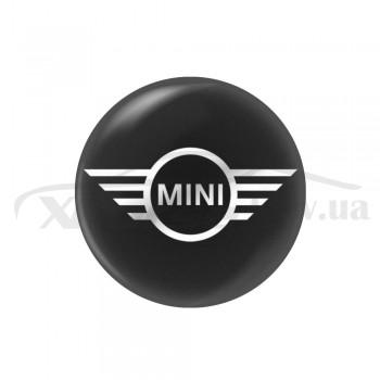 Стикер (наклейка) 14 мм Mini для автомобильного ключа