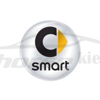 Стикер (наклейка) 14 мм Smart для автомобильного ключа