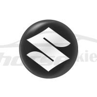 Стикер (наклейка) 14 мм Suzuki для автомобильного ключа