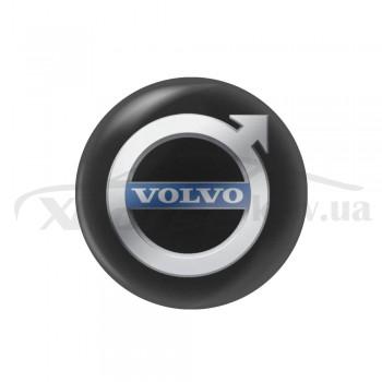Стикер (наклейка) 14 мм Volvo для автомобильного ключа