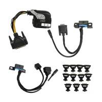 Комплект перехідників Benz ECU Test Adaptor