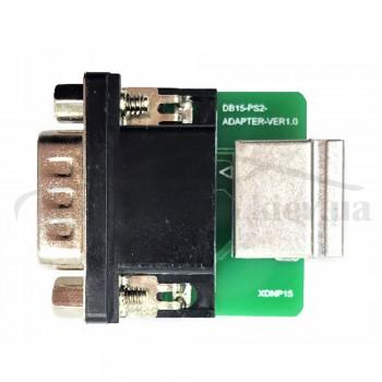 Адаптер XDNP15GL DB15-PS2 для восстановления ключей для программаторов Xhorse