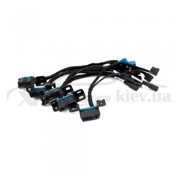 Комплект кабелей Xhorse XDMB13EN EIS ELV для W204 W212 W221 W164 W166 VVDI MB 5 шт