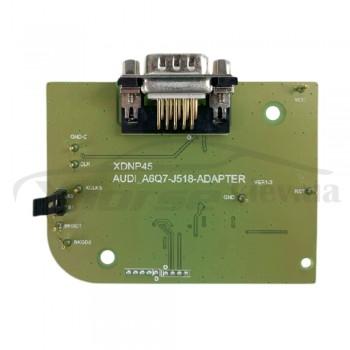 Адаптер XDNP45GL AUDI J518 для работы без пайки для программаторов Xhorse