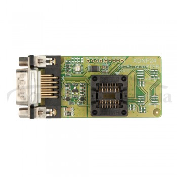 Адаптер XDNP24GL BMW D80 35080 для работы без пайки для программаторов Xhorse