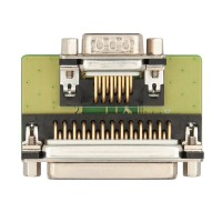 Адаптер XDNP14GL BMW DB15-DB25 EWS4 для работы без пайки для программаторов Xhorse