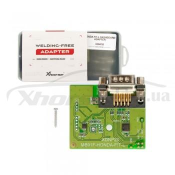 Адаптер XDNP20GL Honda FIT-L Dashboard MB91F для работы без пайки для программаторов Xhorse