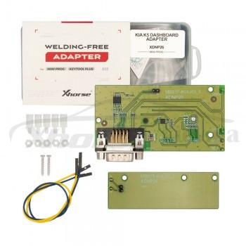 Адаптер XDNP26GL KIA K5-1 Dashboard MB91F для работы без пайки для программаторов Xhorse