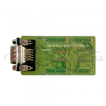 Адаптер XDNP40GL Mercedes-Benz ELV для работы без пайки для программаторов Xhorse PAD