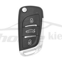 Ключ универсальный выкидной XEDS01EN 3 but Xhorse-VVDI