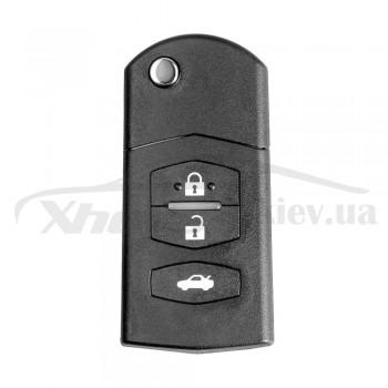 Ключ универсальный выкидной XKMA00EN 3 but Xhorse-VVDI
