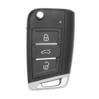 Ключ універсальний викидний XKMQB1EN 3 but Xhorse-VVDI