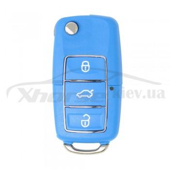Ключ универсальный выкидной XKB503EN 3 but Xhorse-VVDI