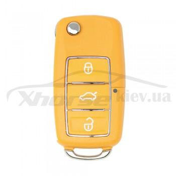 Ключ универсальный выкидной XKB505EN 3 but Xhorse-VVDI