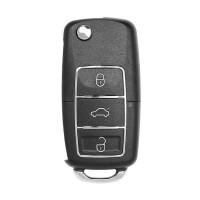 Ключ універсальний викидний XKB506EN 3 but Xhorse-VVDI