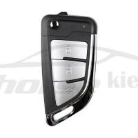 Ключ универсальный выкидной XEKF21EN 3 but Xhorse-VVDI
