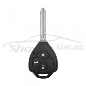 Ключ универсальный обычный XKTO03EN 3 but Xhorse-VVDI