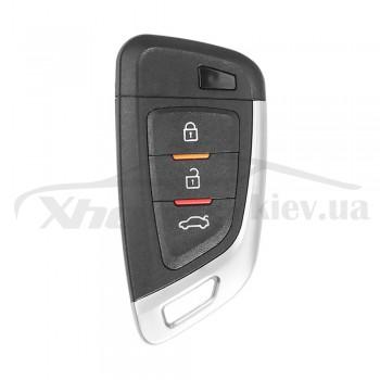 Ключ универсальный smart XSKF01EN 3 but Xhorse-VVDI
