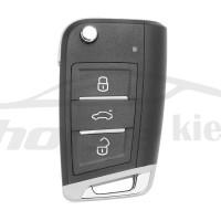 Ключ универсальный smart выкидной XSMQB1EN 3 but Xhorse-VVDI