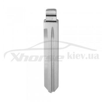 Жало автомобильного выкидного ключа HY-11D / HYN14R Kia / Hyundai