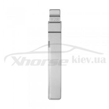 Жало автомобильного выкидного ключа GM-49D / GM45 Pontiac / GM